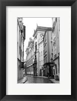 Framed Streets of Prague II