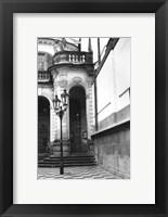 Framed Passing through Prague III