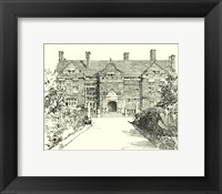 Framed English Architecture I