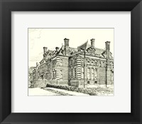 Framed English Architecture II