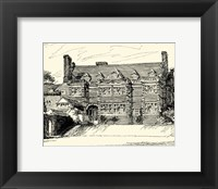 Framed English Architecture III