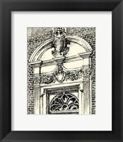 Framed English Architecture IV
