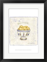French Pottery II Framed Print