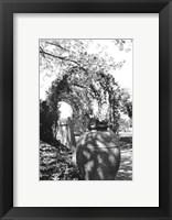 Framed Garden Grace IV