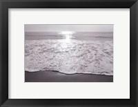 Framed Ocean Sunrise III