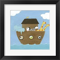 Framed Noah's Ark I