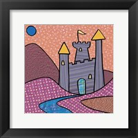 Calico Kingdom II Framed Print