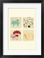 Best Friends Forever I Framed Print