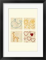 Best Friends Forever III Framed Print