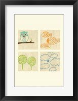 Best Friends Forever IV Framed Print