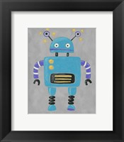 Take me to your Leader I Framed Print