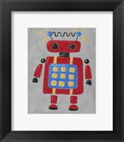 Take me to your Leader IV Framed Print