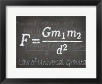 Mathematical Elements II Framed Print