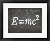 Mathematical Elements III Framed Print