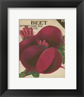 Framed Heirloom Variety III