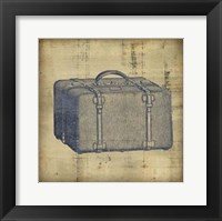 Antique Appraisal V Framed Print