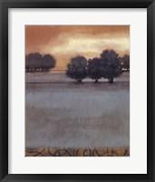Tranquil Landscape II Framed Print