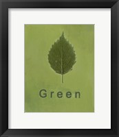 Framed Going Green II