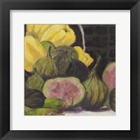 Framed Figs I