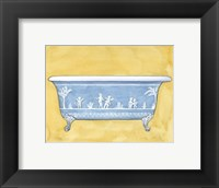 Framed English Bath