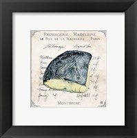 Framed Fromages I