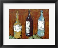 In Vino Veritas I Framed Print