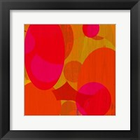 Framed Warm Ellipses I