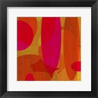Framed Warm Ellipses II