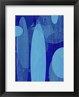 Framed Ocean Ellipses II