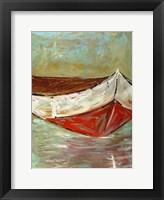 Framed Canoe I