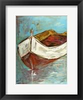 Framed Canoe II