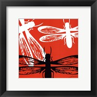 Pop Fly IV Framed Print