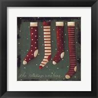 Framed Stockings