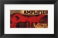 Framed Amplified
