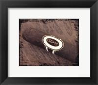 Framed Onyx