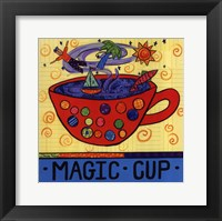 Framed Magic Cup