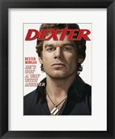 Framed Dexter Out He's Got a Way with Murder