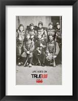 Framed True Blood Life Goes On