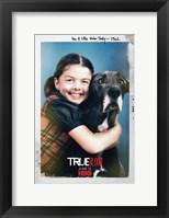 Framed True Blood Me & Little Sister