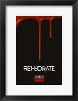 Framed True Blood Rehydrate