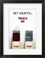 Framed True Blood Get Your Fill
