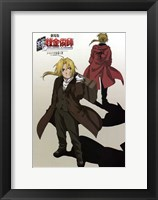 Framed Fullmetal Alchemist 2
