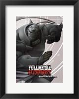 Framed Fullmetal Alchemist 3