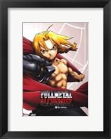 Framed Fullmetal Alchemist 5