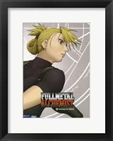Framed Fullmetal Alchemist 10