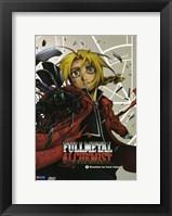 Framed Fullmetal Alchemist 11