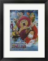 Framed One Piece Movie: The Great Gold Pirate