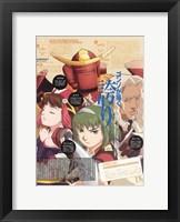 Framed Samurai 7 (Japanese Promo)
