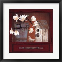 Framed Magnificent Magnolias