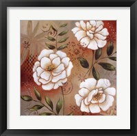 Framed Sienna White II